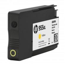 HP 955XL Yellow Original Ink Cartridge (L0S69AA)