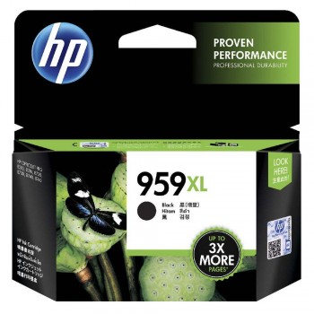 HP 959XL Black Original Ink Cartridge (L0R42AA)