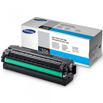 Samsung CLT-506S (1.5k) Toner Cartridge - Cyan (Item No : SG CLT-C506S)