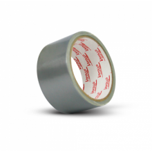 APOLLO Premium Binding/Cloth Tape Silver- 48mm x 6yards