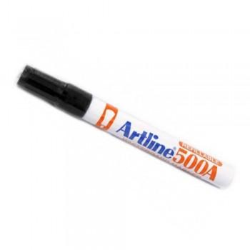 Artline 500A Whiteboard Marker - EK-500A Refillable 2mm Black