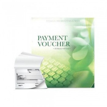 Payment Voucher 50's (PV5477)