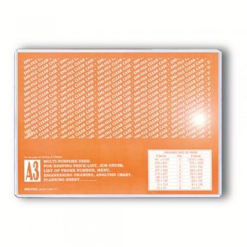 EMI A3 Card Case 0.40mm