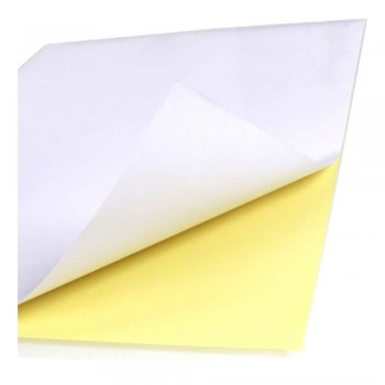 A4 Sticker Paper (Normal/ Matte) Printing Label Inkjet Laser (100Pcs/Box)