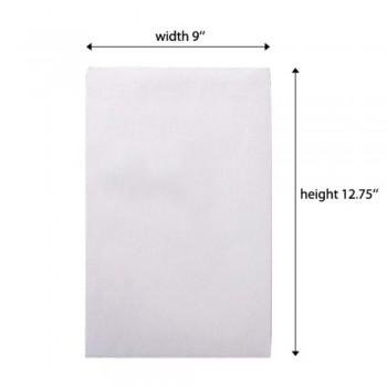 White Envelope - 100gsm - 9  x 12.75-inch  - A4 Size