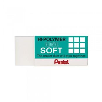 Pentel ZES-05 Hi-Polymer Eraser Soft-S