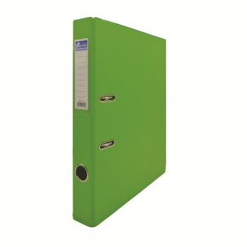 EMI PVC 50mm Lever Arch File F4 - Fancy Green