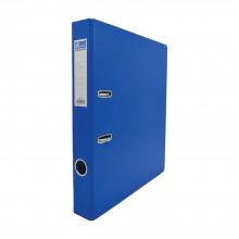 EMI PVC 50mm Lever Arch File F4 - Sea Blue