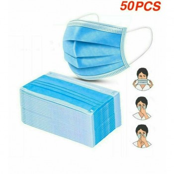 3 Ply disposable mask- 50pcs