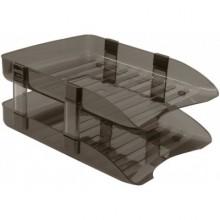 2 Tier Plastic Document Tray