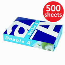 Double A, A3 Size 500's- 80gsm