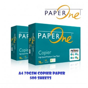 Paperone  A4 Size 500's- 70gsm